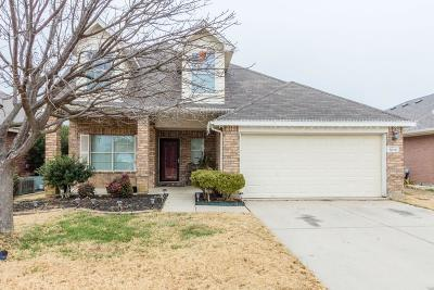 Aubrey Single Family Home Active Option Contract: 1212 Canvasback
