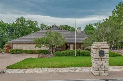 Granbury Single Family Home For Sale: 8912 Brierfield Road