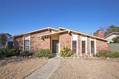 Plano Single Family Home For Sale: 4545 Newcombe Drive