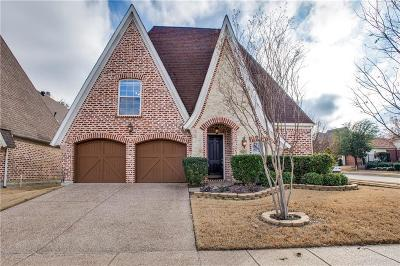 Frisco Single Family Home For Sale: 5603 Foard Drive