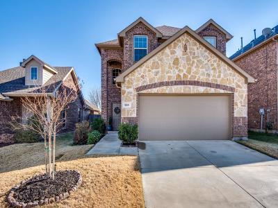 Mckinney Single Family Home Active Option Contract: 228 Black Bear Drive