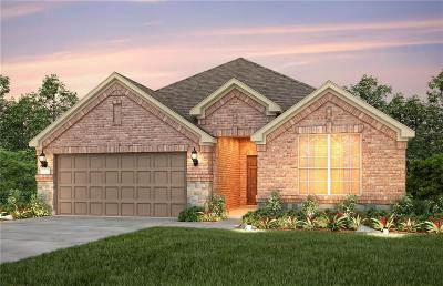 Fort Worth TX Single Family Home For Sale: $310,740