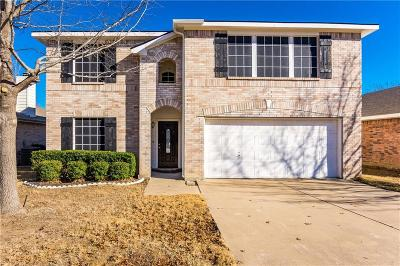 Fort Worth TX Single Family Home For Sale: $219,500