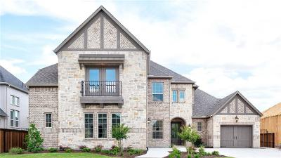 Frisco Single Family Home For Sale: 1839 Tumblegrass Road