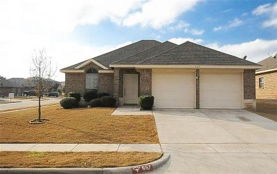 Grand Prairie Single Family Home For Sale: 667 Owen Trail