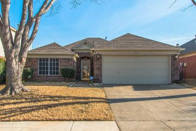 Flower Mound Single Family Home Active Option Contract: 2613 Springwater Drive