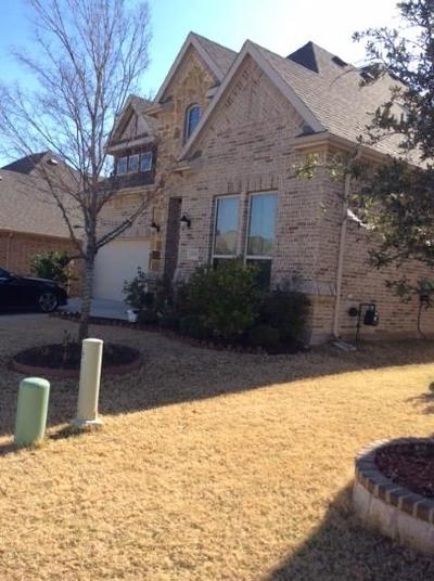 McKinney Single Family Home Active Option Contract: 10705 Capri Drive