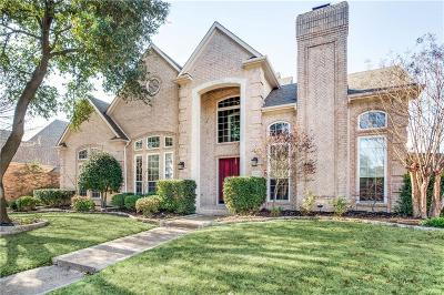 Plano Single Family Home For Sale: 1705 Glen Springs Drive