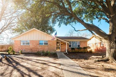 Hurst Single Family Home For Sale: 1401 Simpson Drive