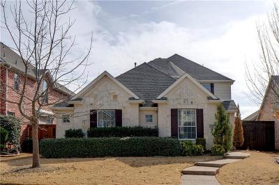 Frisco Single Family Home For Sale: 2119 Quail Meadow Lane
