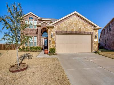 Prosper Single Family Home Active Option Contract: 5710 Coventry Drive