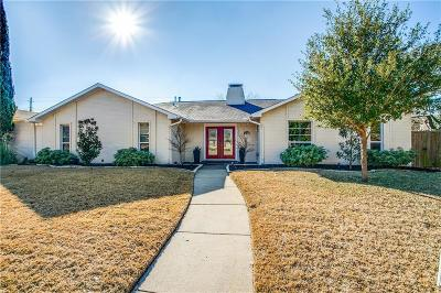 Single Family Home For Sale: 6638 Town Bluff Drive