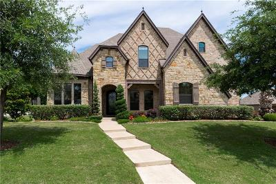 Keller Single Family Home For Sale: 2005 Diamond Rim Pass Road