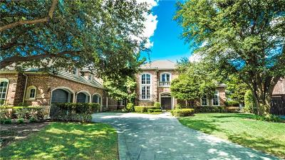 Plano Single Family Home For Sale: 5713 Northbrook Drive