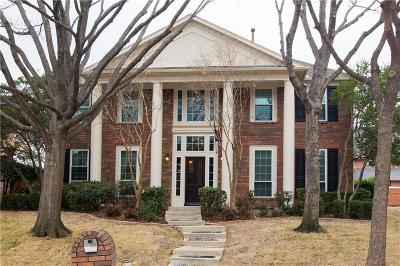 Irving Single Family Home For Sale: 7729 Sumac