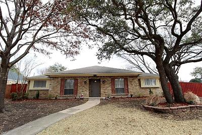 Richardson Single Family Home For Sale: 651 Sheffield Drive