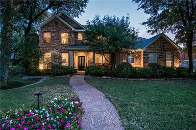 Prosper Single Family Home For Sale: 604 Creek View Drive
