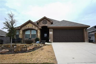 Fort Worth Single Family Home Active Option Contract: 3933 Winter Springs Drive