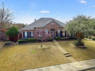 Rockwall Single Family Home For Sale: 1859 Kelly Lane