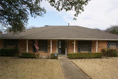 Plano Single Family Home For Sale: 3205 Greenbriar Lane