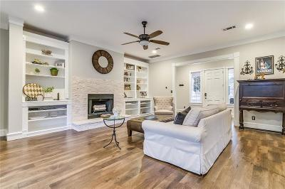 Flower Mound TX Single Family Home Active Option Contract: $425,000