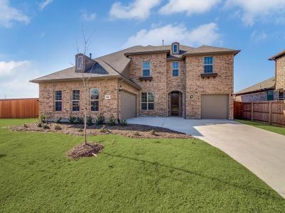 Rowlett Single Family Home For Sale: 6001 Tuckers