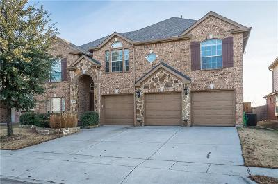 Little Elm Single Family Home For Sale: 2644 Deer Hollow Drive