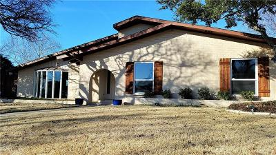 Dallas Single Family Home For Sale: 6725 Orangewood Drive