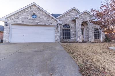 Arlington Single Family Home For Sale: 7708 Geneseo Lane