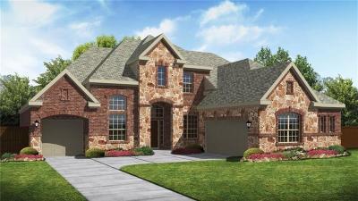 Frisco Single Family Home For Sale: 7625 Chuck Wagon