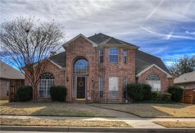 Plano Single Family Home For Sale: 2312 Mesa Oak Trail