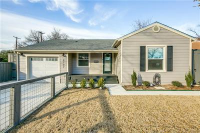 Dallas Single Family Home For Sale: 4707 Wateka Drive