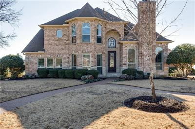 Southlake Single Family Home Active Option Contract: 406 Presidio Court