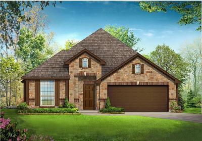 Burleson Single Family Home For Sale: 1228 Monticello Drive