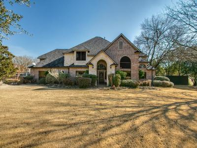 Argyle Single Family Home For Sale: 8400 Steeplechase Circle