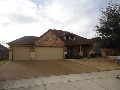 Haslet, Justin Single Family Home For Sale: 310 Hardeman Boulevard