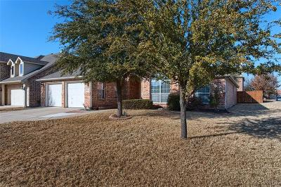 Little Elm Single Family Home Active Option Contract: 2424 Forest Gate Drive
