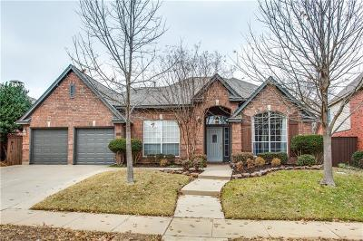 Flower Mound Single Family Home Active Option Contract: 2004 Elm Creek Lane