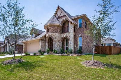 Burleson Single Family Home For Sale: 1181 Crossvine Drive