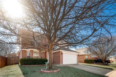Saginaw Single Family Home For Sale: 637 Raven Drive