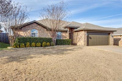 Mansfield Single Family Home Active Option Contract: 1700 Merritt Drive