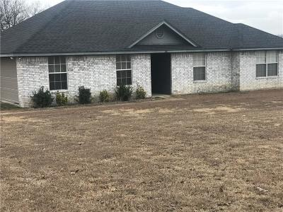Waxahachie Single Family Home Active Option Contract: 140 Pioneer Court