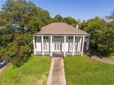 Single Family Home For Sale: 3600 Lindenwood Avenue
