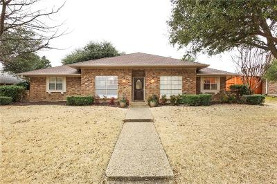 Dallas Single Family Home For Sale: 6026 Timber Creek Lane