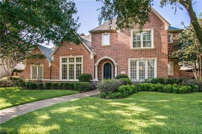 Plano Single Family Home For Sale: 5036 Silver Lake Drive