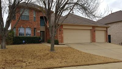 North Richland Hills Single Family Home For Sale: 7913 Spring Run