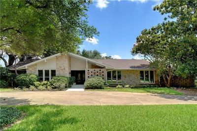Single Family Home For Sale: 6838 Meadowcreek Drive