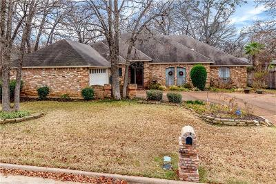Arlington Single Family Home Active Option Contract: 5518 Emerald Park Boulevard