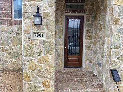 McKinney Single Family Home For Sale: 7001 Royal View Drive