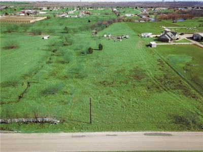 Denton Residential Lots & Land For Sale: 4600 N Masch Branch Road